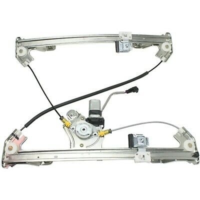 Power Window Regulator For 2004-2008 Ford F-150 Crew Cab Pickup Rear Right Side