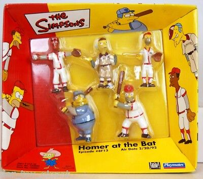 Die Simpsons - Homer at the Bat 5-Pack
