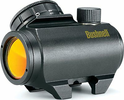 NEW Bushnell Trophy Trs-25 Red Dot Sight Riflescope 1x 731303