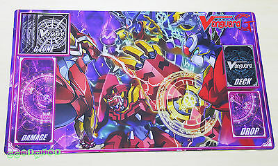 F397 FREE MAT BAG Mist Chronofang Tiger Chronojet Dragon Vanguard G Playmat