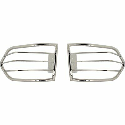 N-Dure New Set of 2 Tail Light Guards Lamps for Toyota FJ Cruiser 2007-2012 Pair