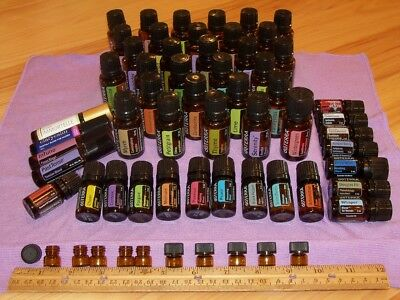 doTERRA Essential Oil SAMPLES 1ml dram vial BUY 3 GET 1 FREE MUST PUT 4 IN CART!