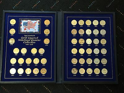 American Coin Treasures The Complete Statehood Quarter 1999 - 2008 Coin