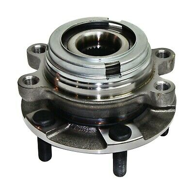 Front Wheel Hub For 2007-2015 Nissan Altima 2009-2012 Murano w/ ABS encoder