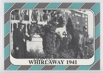 1991 Horse Star Kentucky Derby #67 Whirlaway MiscSports Card 0u7