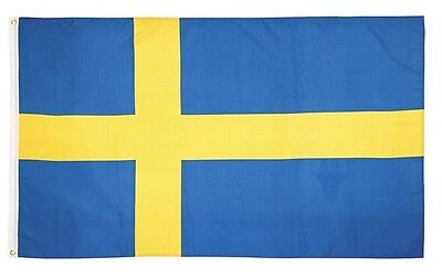 fahne schweden flagge sweden sverige 90x150 cm eur 1 00 picclick de. Black Bedroom Furniture Sets. Home Design Ideas