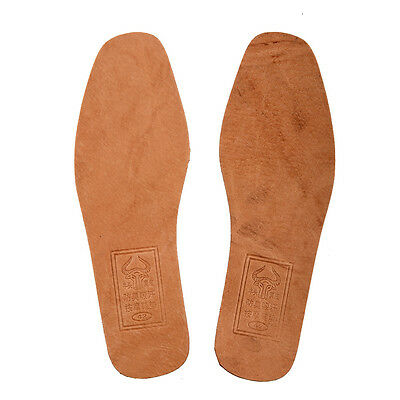 Hot Comfy Unisex Deodorant Leather Boots Shoe Insert Healthy Pad Cushion Insole