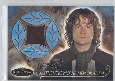 2006 Topps Lord of the Rings Evolution #NoN Pippin's Travel Cloak Card 2r7
