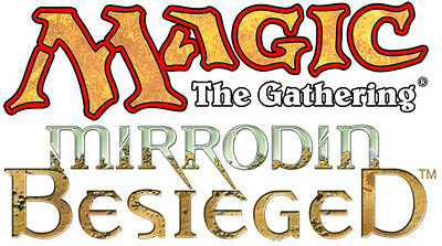 Mirrodin Assediato Serie Completa COMPLETE SET MTG Eng