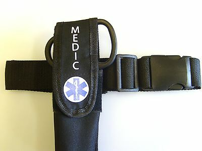 Paramedic Tuff Cut Scissors Belt Pouch and Belt