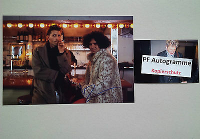 RUFUS BECK IN-PERSON signed 20x30 Autogramm