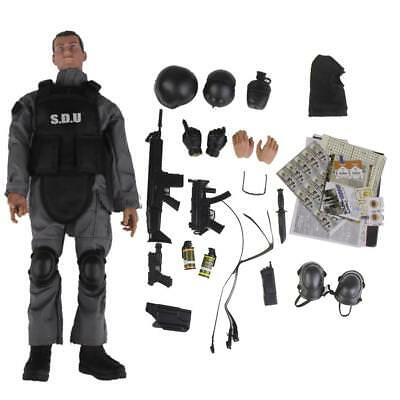 """12"""" 1/6 Military Army Combat SDU Soldier Action Figure Model Kids Toy NB05A"""