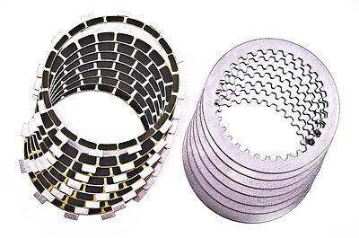 85-07 V-Max 1200 Barnett Carbon Fiber Friction & Steel Clutch Plates Kit