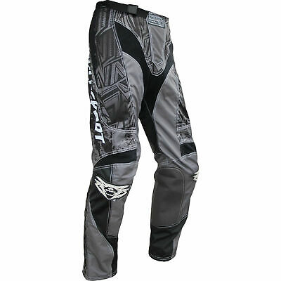Wulfsport Black Adult Motocross Enduro Pants (All Sizes) Trousers Drz Xr Exc Xcf