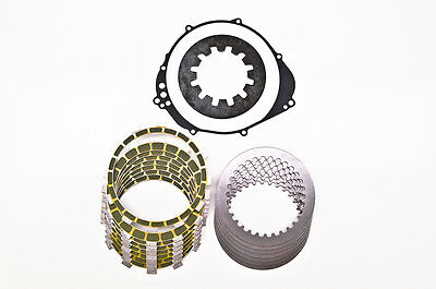 98-03 YZF-R1 Barnett Kevlar Complete Clutch Kit with OEM Gasket