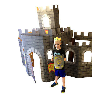 Large 3D Castle Standup Life Size Cardboard Cutout Standup Standee