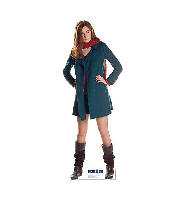 Amy Pond Doctor Who Life Size Cardboard Cutout Standup Standee