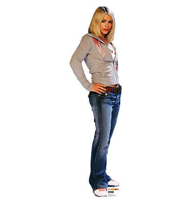 Rose Tyler Doctor Who Life Size Cardboard Cutout Standup Standee