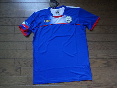 Philippines 100% Original Soccer Football Jersey 2015 Away BNWT M Extremely Rare