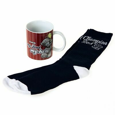 Me to You Tatty Teddy Dad Mug and Socks, Set of 2, fathers day, christmas, birth