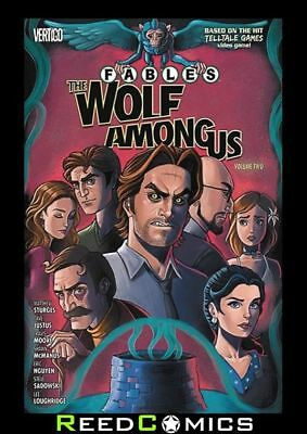 FABLES THE WOLF AMONG US VOLUME 2 GRAPHIC NOVEL New Paperback Collects #8-16
