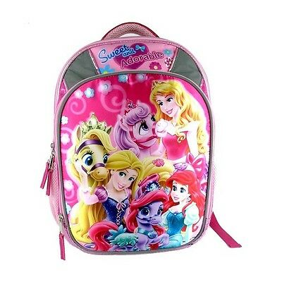 4b5fa010dfc DISNEY PRINCESS PALACE Pets Backpack -  26.99
