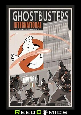 GHOSTBUSTERS INTERNATIONAL VOLUME 1 GRAPHIC NOVEL New Paperback Collects #1-5