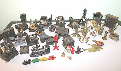 Vtg Miniature Lot of over 35 Pieces