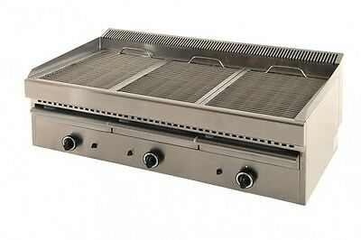 3 Burner Gas/Water Grill