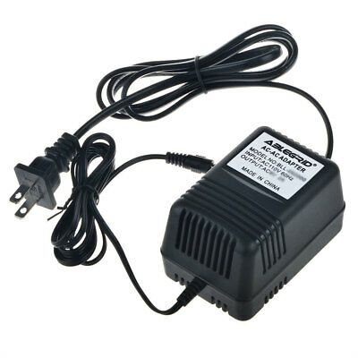 AC Adapter for Alesis Micron DM5 Drum D4 SR16 HR16 P3 M-EQ Charger Power Cord