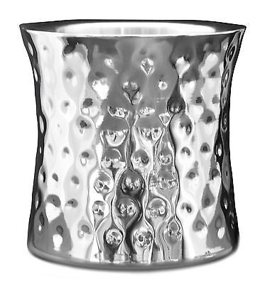 Tannex Cosmo Double Wall Concave Champagne Bucket Stainless Steel
