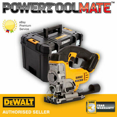 DeWalt DCS331N 18v XR Li-Ion Cordless Jigsaw -Naked- c/w Tough System Case