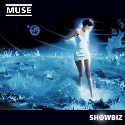 Muse 'showbiz' 2 X 180G Vinyl Lp Reissue - New & Sealed