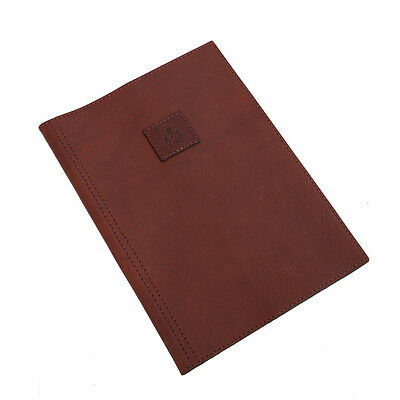 NEW Genuine Australian Leather A4 Diary Cover