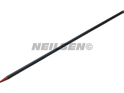 """60"""" (5 foot) crow bar with chisel & point 0029"""