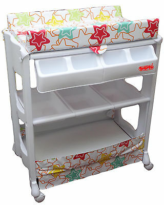 Changing Station/ Bath Changer /RRP99.99 Babyco The Stars