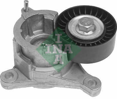 PEUGEOT 206 2.0 Auxilliary Belt Tensioner 1999 on 534002210 Drive V-Ribbed INA
