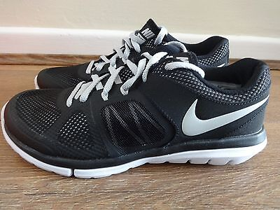 huge discount 9dcbc ff678 Nike Flex 2014 RN womens shoes trainers 642767 black uk 4.5 eu 38 us 7 NEW