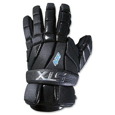 STX Lacrosse K18 Gloves Large Black