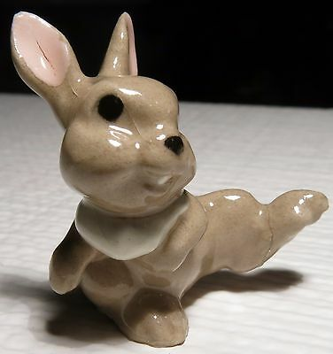 "Vintage Hagen Renaker Bunny ""Thumper"" #858 Year Produced Fall 1984-Fall 1988 TLC"