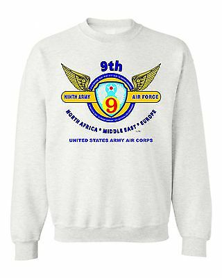 """14TH ARMY AIR FORCE WW II/""""CHINA-FLYING TIGERS/""""CAMPAIGN LEFT CHEST ZIPPER HOODIE"""