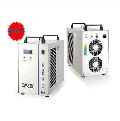 Industrial Water Chiller For Cnc/ Laser Engraver Engraving Machines Cw-5200