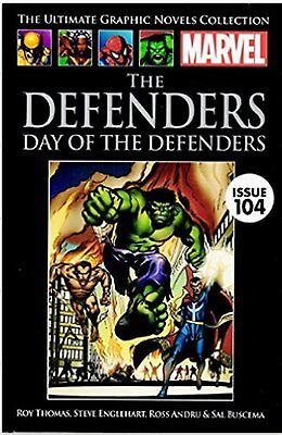 Marvel Ultimate Graphic Novels Iss 104 The Defenders Day of the Defenders  #D17