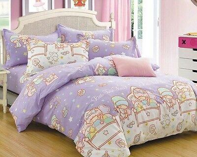 2016 New Little Twin Star Bedding Set for Twins/Single Queen King Bed RARE