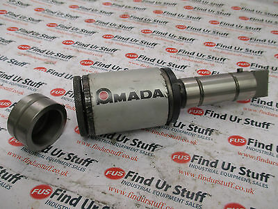 Amada Turret Punch Tooling, Punch Set 10 x 30mm - Good Used Condition