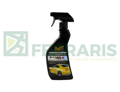 Meguiar's cera Quik Wax auto spray anti acqua meguiars tuning lucidatura gold 3m