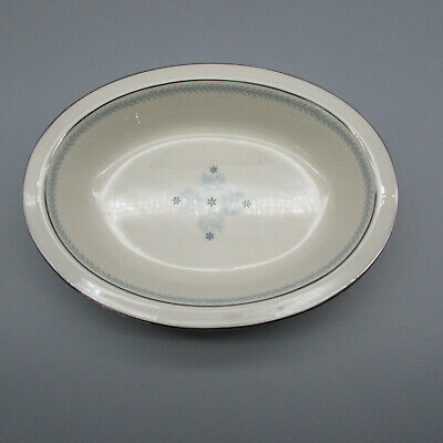 Lenox China CHARMAINE Oval Serving Bowl
