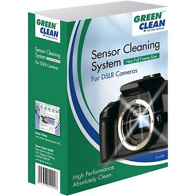 Green Clean Non Full Size Sensor Cleaning Kit