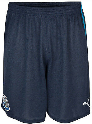 Puma Newcastle United Away 2013/14 Mens Football Shorts