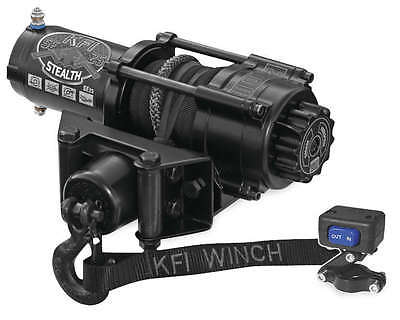 New KFI 2500 lb Winch /& Mount 1995-2002 Polaris Xplorer 300 ATV